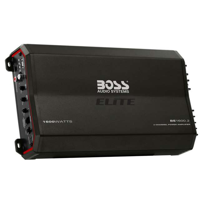 BE1600.2 Boss Audio Systems 2 Channel Class A/B Amplifier