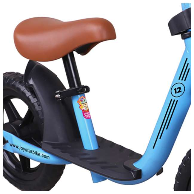 BIKE055bl Joystar Roller 12 Inch Kids Toddler Training Balance Bike Bicycle, Ages 2 to 4 3