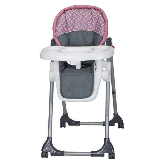 HC00999 Baby Trend HC00999 Trend Giselle Infant Folding High Chair, Pink 40 Pounds