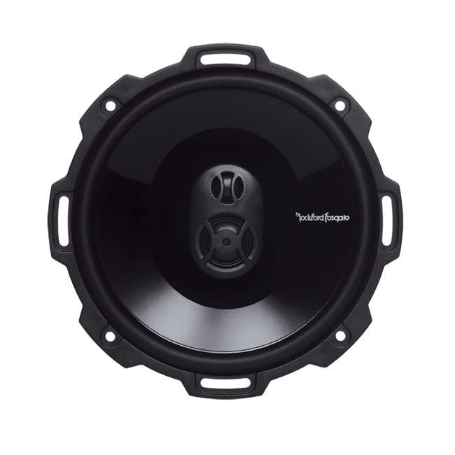 P1675 + P1692 Rockford Fosgate P1675 6.75-Inch 120W 3 Way with 2) P1692 6x9-Inch 150W 2 Way Speakers (Pair) 3
