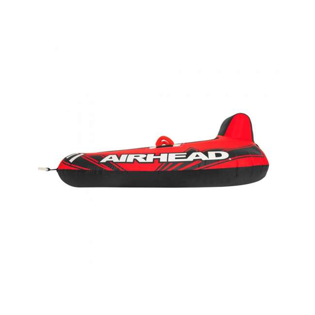 AHM1-2 Sportsstuff Mach 1 Inflatable Single Rider Towable Tube  1