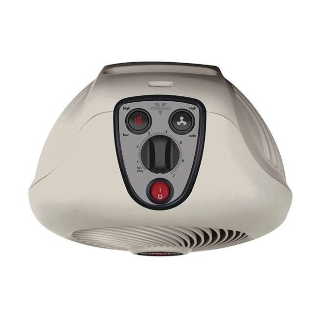 VH2-WHITESTONE Vornado VH2 Whole Room Space Heater 3