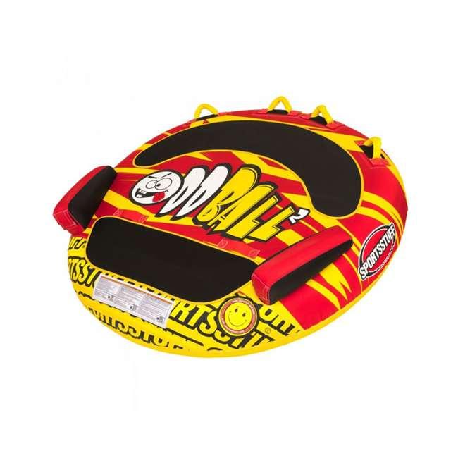 53-5320 Sportsstuff Oddball 2 Boat-Towable Inflatable Water Inner Tube 3