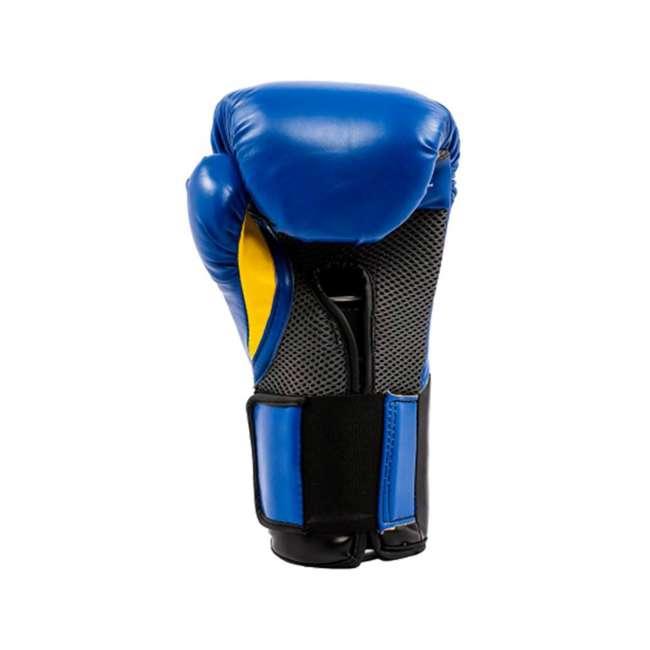 P00001205 + 4455BP Everlast Elite Pro Style 14-Ounce Training Boxing Gloves & Hand Wraps 3