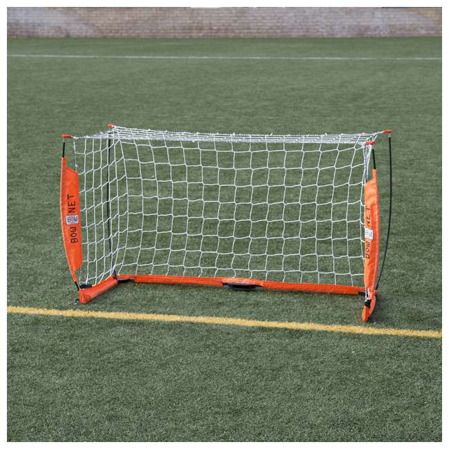 Bow3x5 Bownet 3' x 5' Portable Training Practice Soccer Goal 5