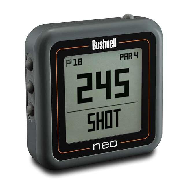 Bushnell NeoGhost Compact Golf GPS Rangefinder(Certified Refurbished) (Open  Box)