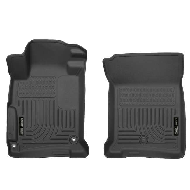 HUSKY-98481-OB Husky Liner Weatherbeater Front & Second Floor Liner for Honda Accord 2