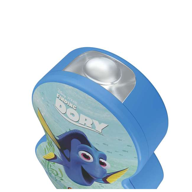 PLC-7176736U0 + PLC-7176890U0 Philips Kids Disney Pixar Finding Dory Flashlight and Soft Pal Nightlight Friend 3