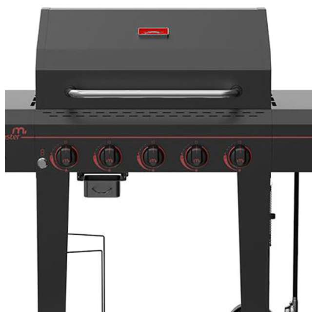 720-0982 Megamaster 5-Burner 656-Square Inch Gas Grill 1