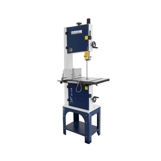 10-324 RIKON Power Tools 14 Inch 1.5 Horsepower 2 Speed Standard Bandsaw