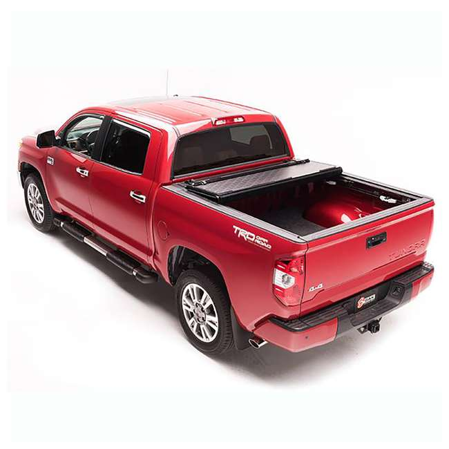 226409-BAK-OB Bak Industries Bak Flip G2 Tonneau Truck Bed Cover for Toyota Tundra 1
