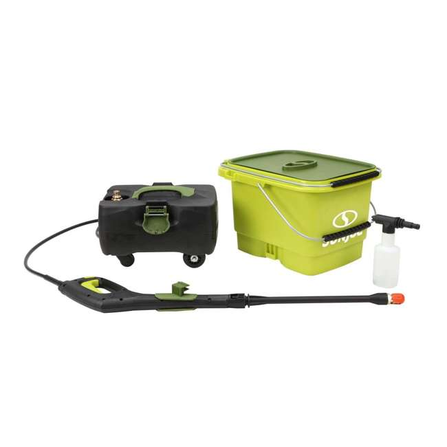 Sun Joe Cordless Pressure Washer Spx6000c Xr