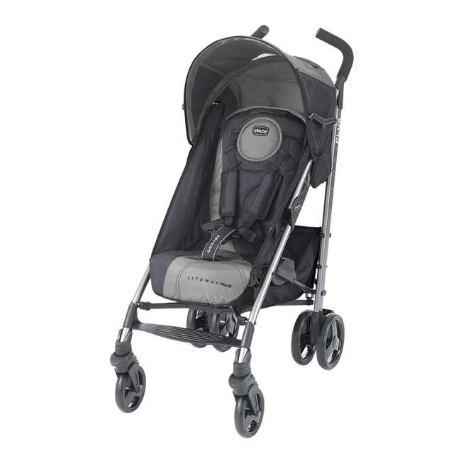 Chicco Liteway Plus 2-in-1 Car Seat Convertible Stroller ...