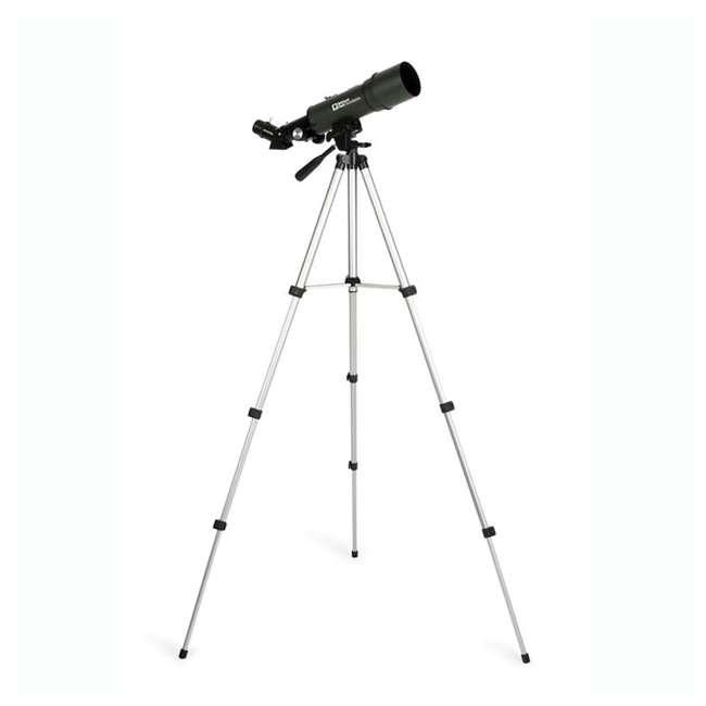 4 x 22005 [Copy 1] Celestron TravelScope 60AZ 60x 700mm Telescope, Silver (4 Pack) 1
