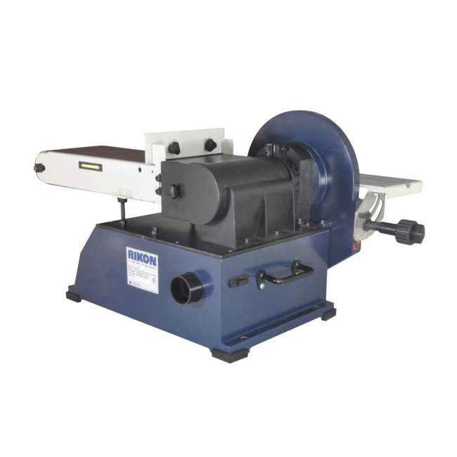 50-122 Rikon 50-122 Adjustable Disc Sander 6 x 48-Inch Belt, 10 Inch Disc with Stand 2