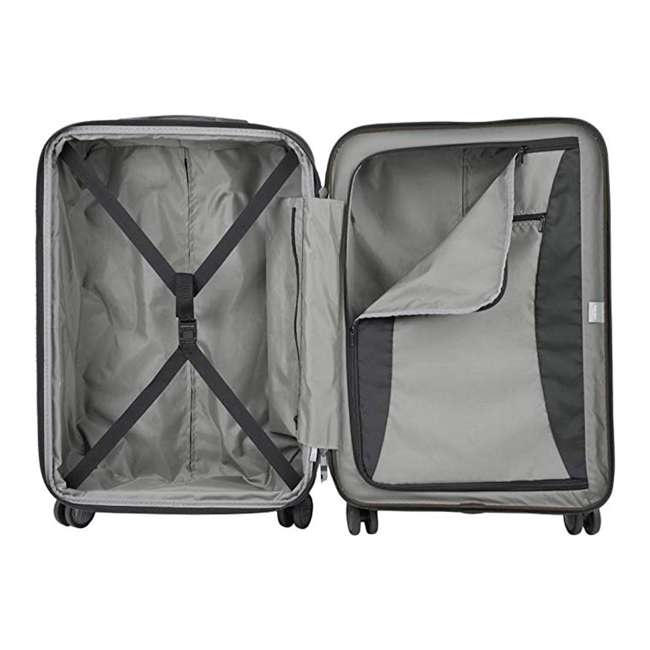 00207180100 DELSEY Paris Titanium International Carry On Spinner Rolling Luggage Suitcase 4