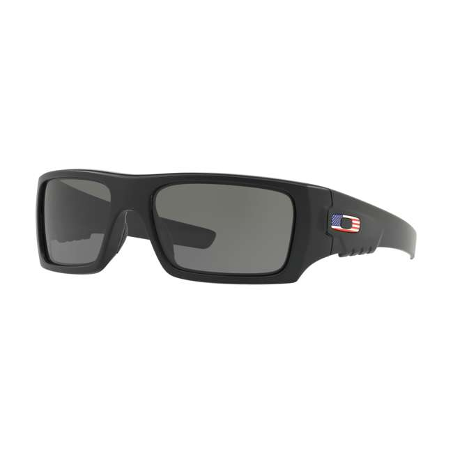 OO9253-11 Oakley Standard Issue Det Cord USA Flag Collection Optics, Matte Back