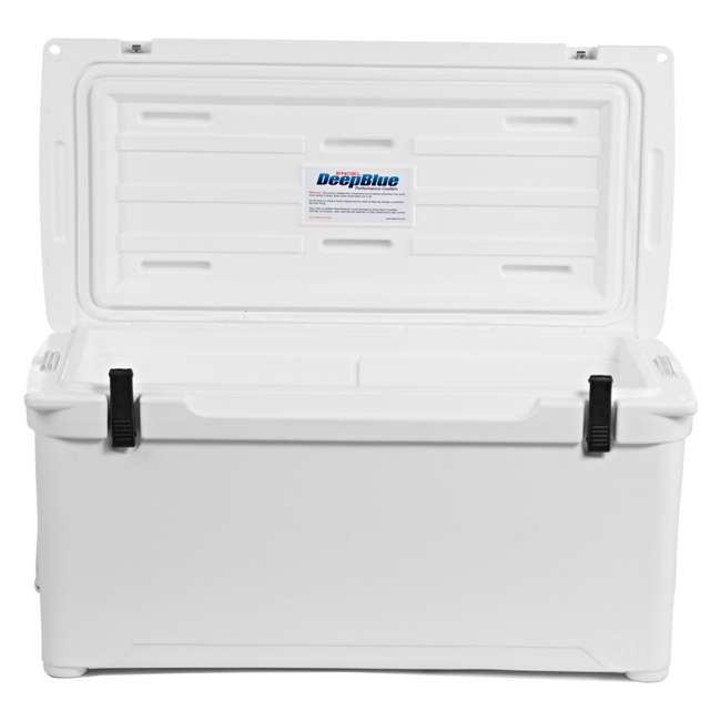 ENG80-OB Engel 80 High-Performance Roto-Molded Cooler, White (Open Box) 4