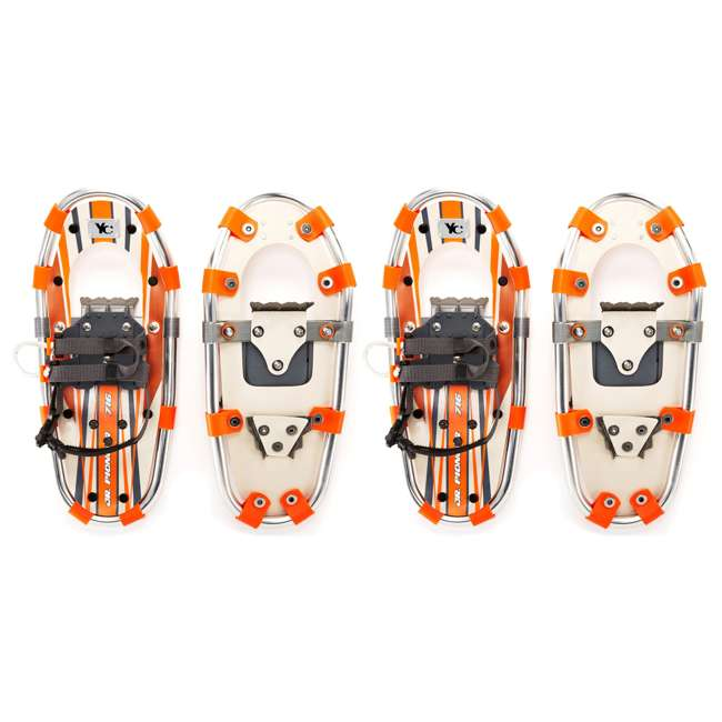 80-9054 Yukon Charlie's Junior Pioneer Youth Hiking Snowshoe (2 Pack)