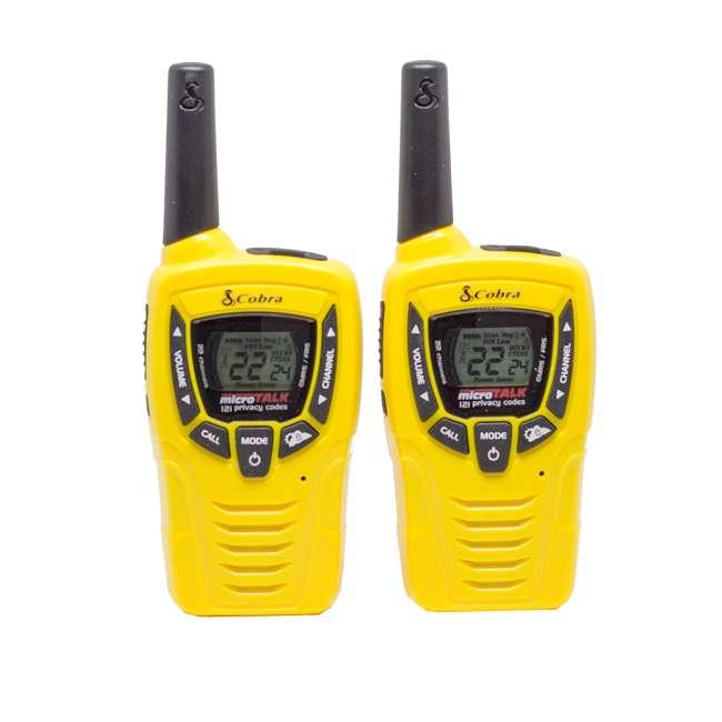 6 x CX335 Cobra 23-Mile Sports Walkie Talkie Radios (12 Pack) 1