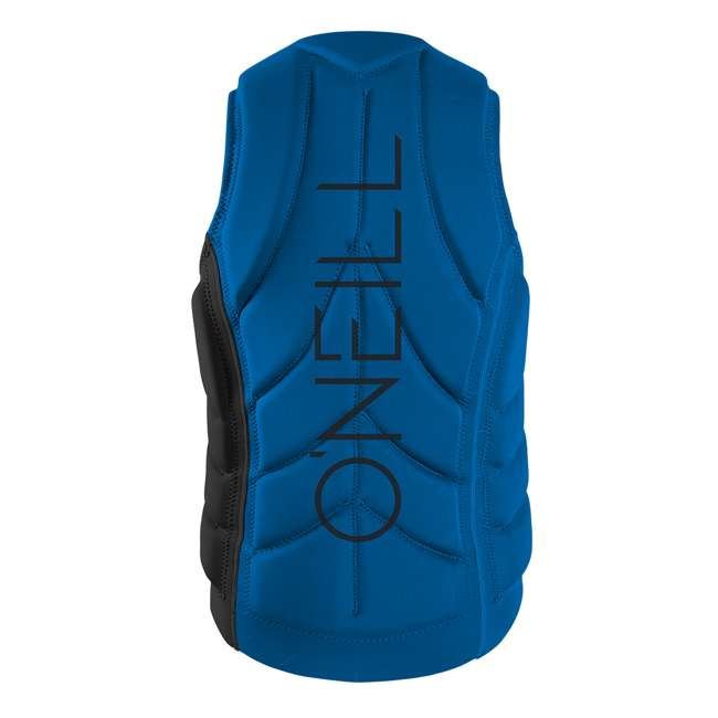 4917-ER9-XL O'Neill Blue Slasher Competition Foam Waterskiing and Wakeboarding Vest, X-Large 1