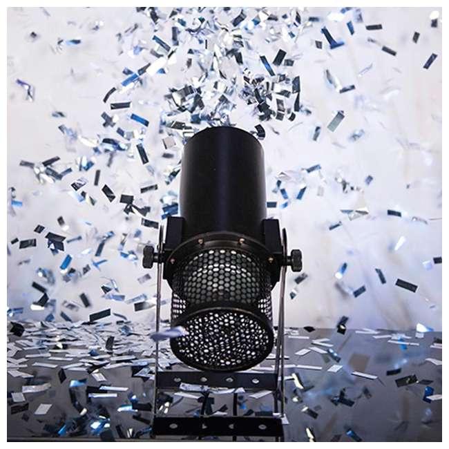 FUNFETTI-SHOT Chauvet DJ Pro Confetti Launcher with Remote (2 Pack) 7