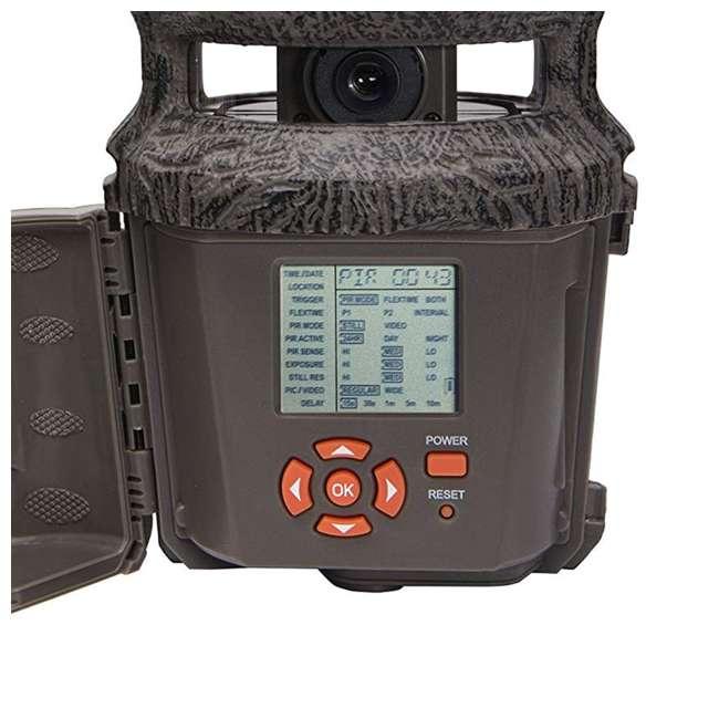 4 x WGI-R12B20-7 Wildgame Innovations 360 Degree 12MP Trail Camera, Camo (4 Pack) 5