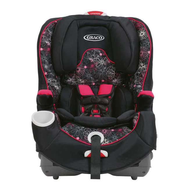 Graco SmartSeat All-in-One Convertible Car Seat