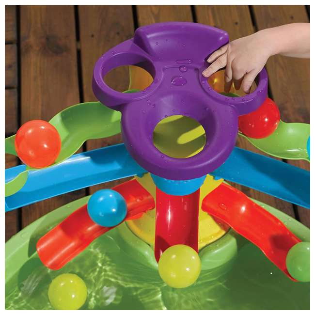 840000 Step2 Busy Ball Water Play Activity Table 3