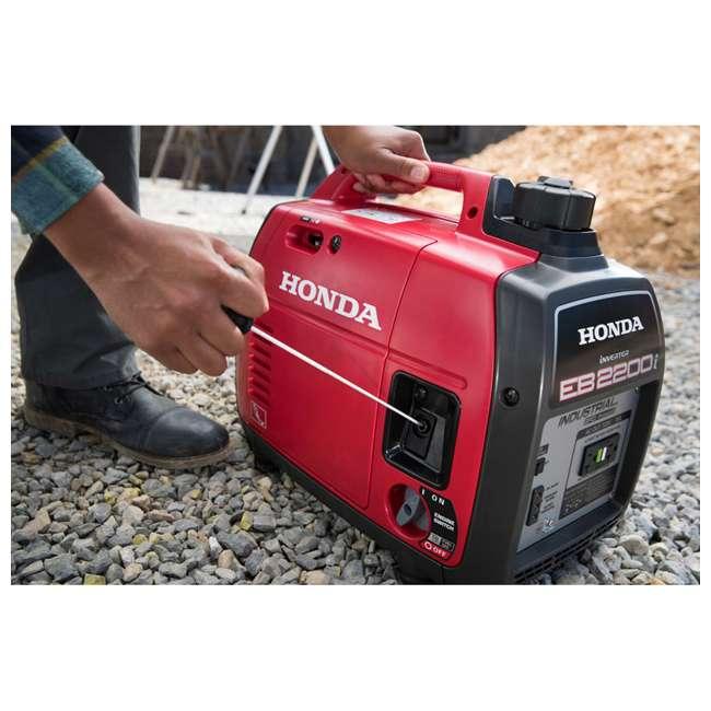 EB2200ITA Honda EB2200ITA 2200 Watt Super Quiet Portable Inverter Generator 4