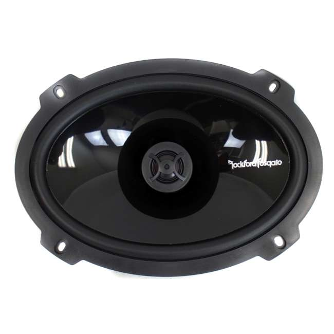 P1692 Rockford Fosgate P1692 6x9-Inch 150W 2 Way Coaxial Speakers (Pair) 7