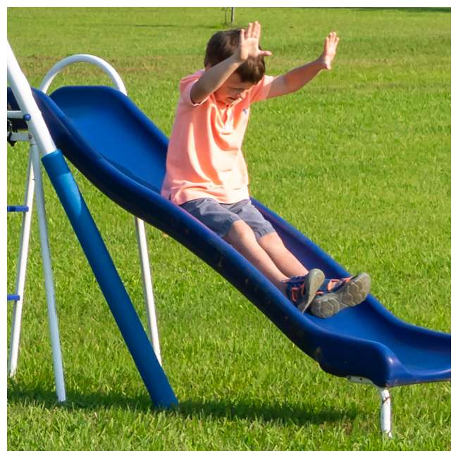 XDP-76208 XDP Recreation All-Star Outdoor Playground Kids' Swing Set 2