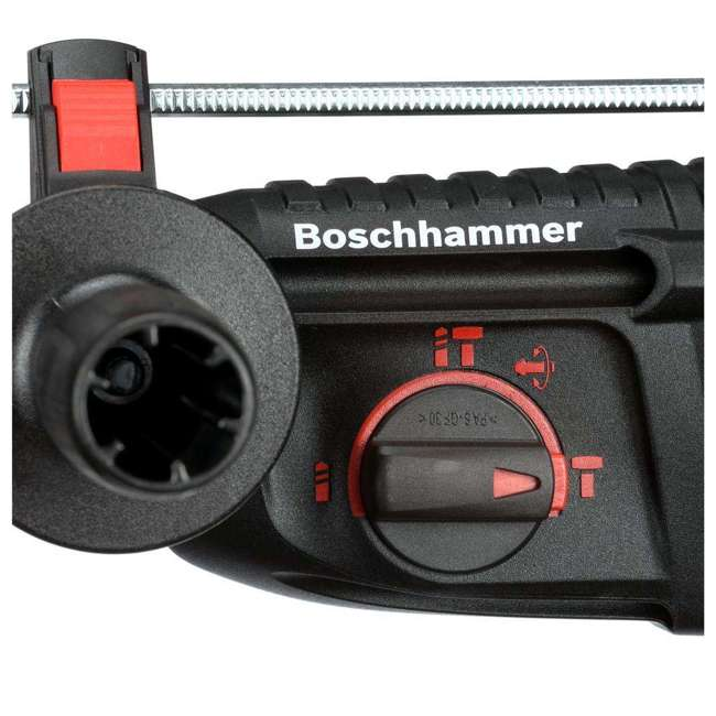"11255VSR Bosch Bulldog Xtreme 1"" SDS-plus D-Handle Rotary Hammer (Refurbished, Open Box) 5"