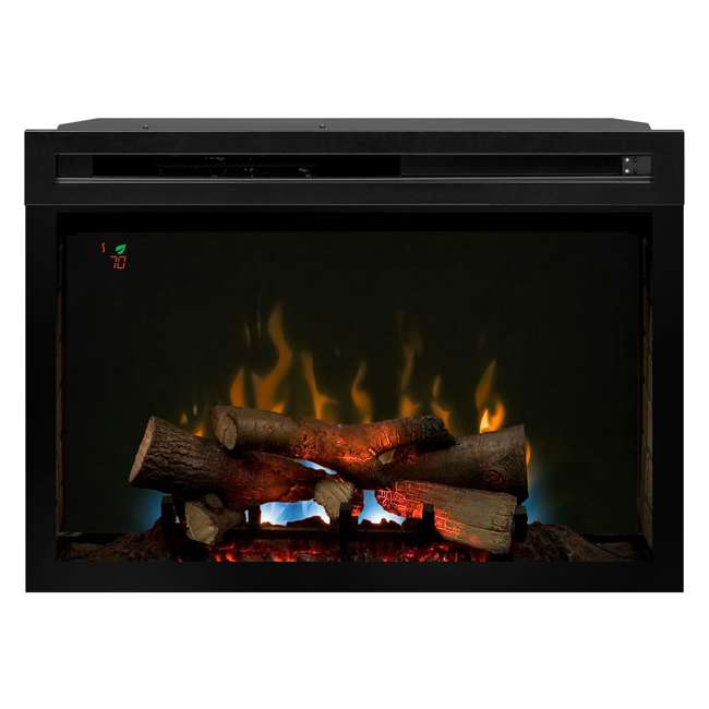 PF3033HL-OB Dimplex Fire XD Multicolor 33-Inch Electric Log Firebox(Open Box) 2