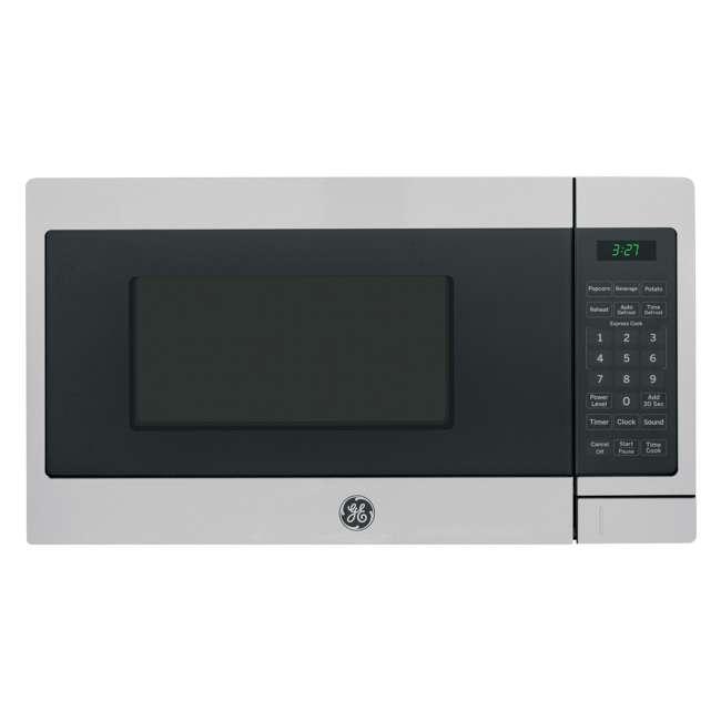 JEM3072SHSS-RB GE JEM3072SHSS 0.7 Cu. Ft. Countertop Microwave Oven (Certified Refurbished)