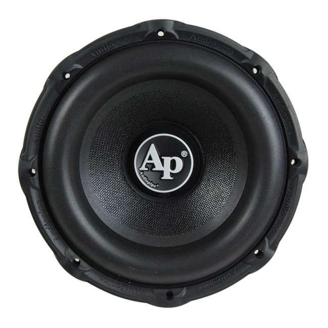 TXXBD212 2) Audiopipe TXX-BD2-12 12-Inch 4-Ohm DVC 3000W Subwoofers 1