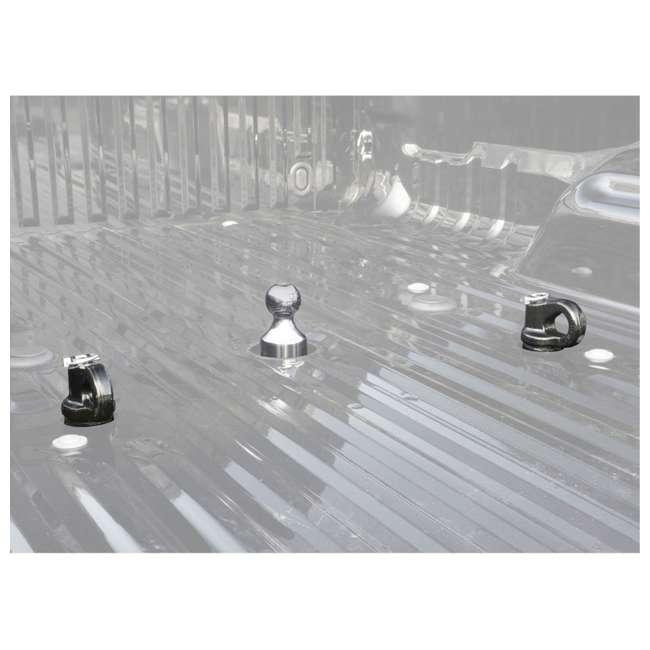 4 x CURT-60692 Curt 60692 Gooseneck Trailer Puck Ball & Chain Anchor Kit (4 Pack) 3
