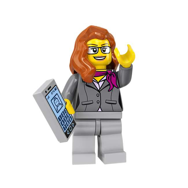 6251727 LEGO City Deep Space Rocket & Launch Control 837 Piece Building Set w/ 6 Minifig 3