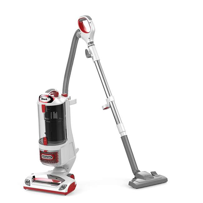 NV501-RB Shark Rotator NV501 Lift Away Bagless Vacuum, Red (Certified Refurbished) 2
