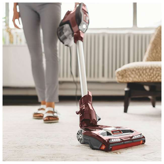 HV380_EGB-RD-RB-U-C Shark Rocket Upright Vacuum w/ DuoClean (Certified Refurbished)(For Parts) 6