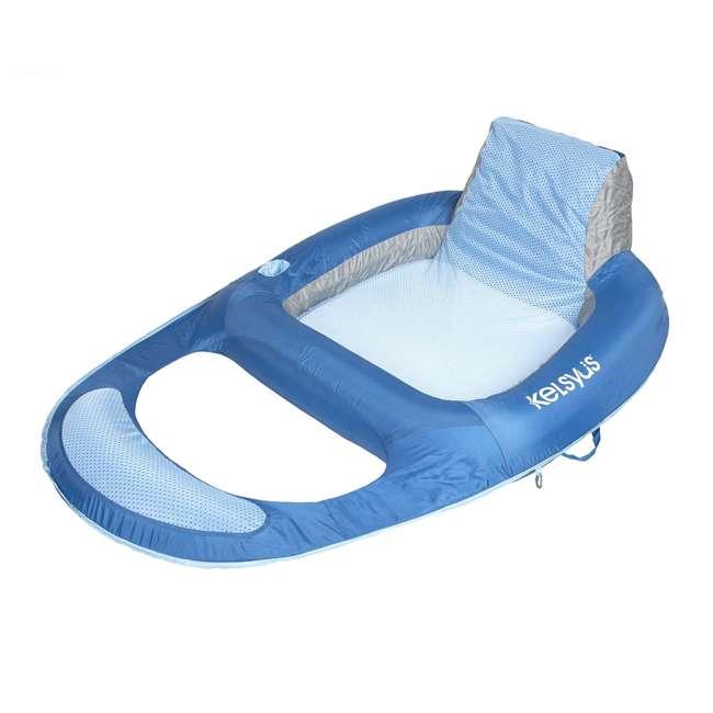 6 x 80014 Kelsyus Floating Lounger (6 Pack) 1