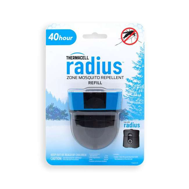 3 x LR-1-40 Thermacell LR-1-40 Radius Zone Mosquito Sealed 40-hour Repellent Refill (3 Pack) 2