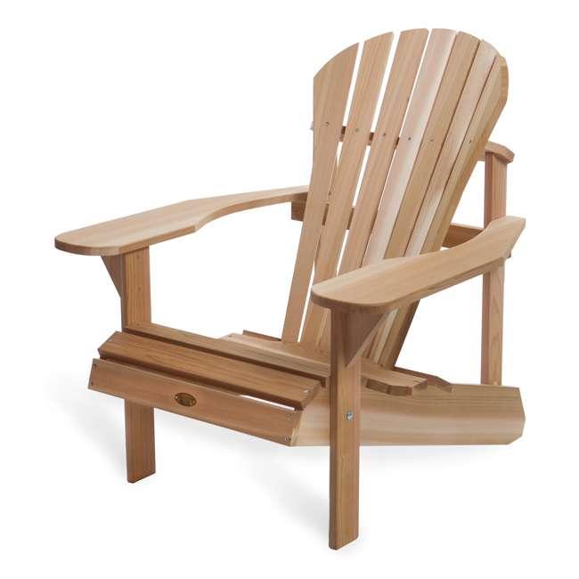 AT20 All Things Cedar Wood Western Red Cedar Athena Muskoka Adirondack Chair