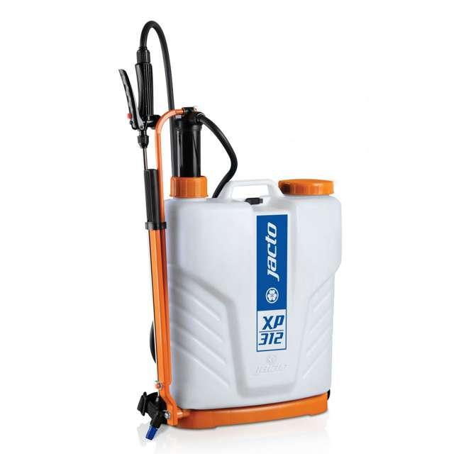 JACTO-1210806 Jacto XP-312 3-Gallon Backpack Sprayer