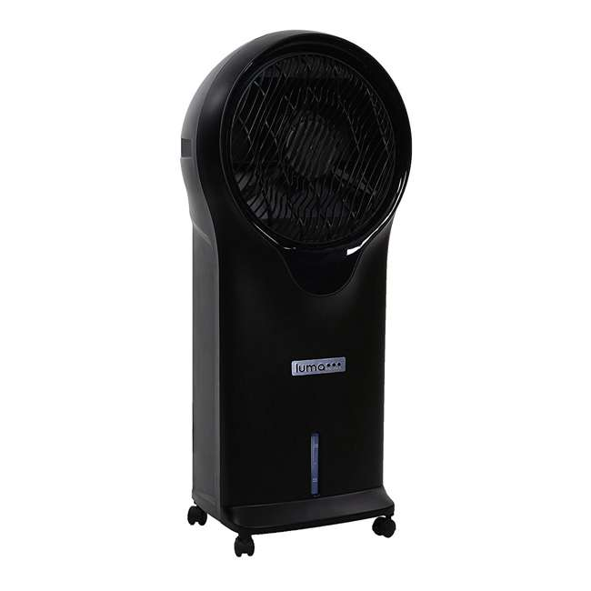 EC111B NewAir Luma Comfort Oscillating Evaporative Swamp Cooler (2 Pack) 4