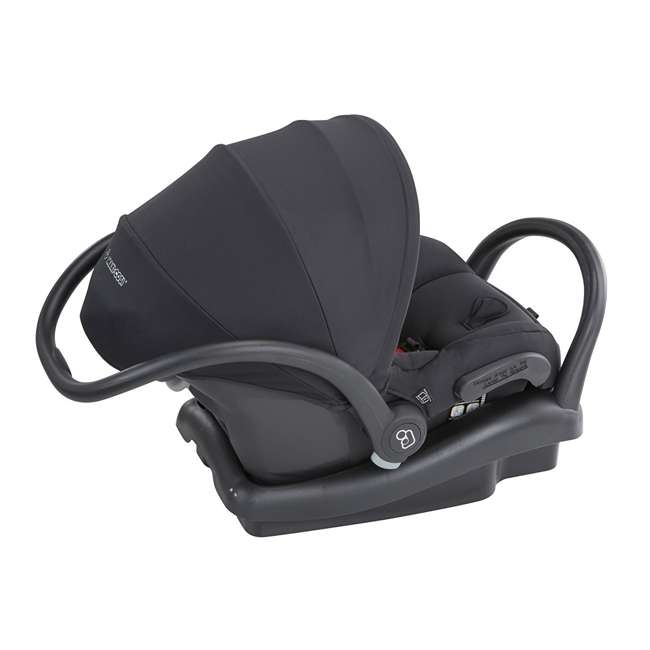 IC160BIZ Maxi-Cosi Mico Max 30 Infant Car Seat, Devoted Black 3