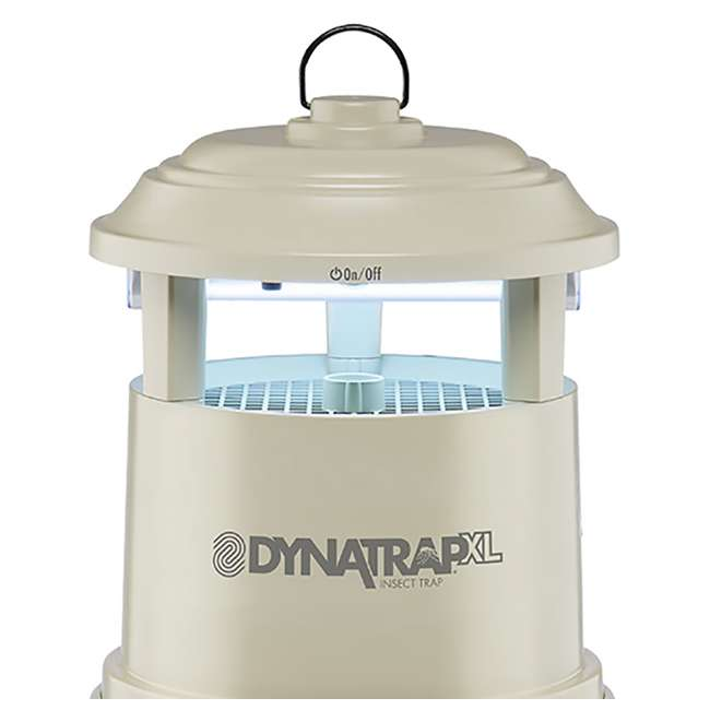 DT2000XLP-DEC2-OB Dynatrap DT2000XLP Decora Full Acre Mosquito and Flying Insects Trap (Open Box) 2