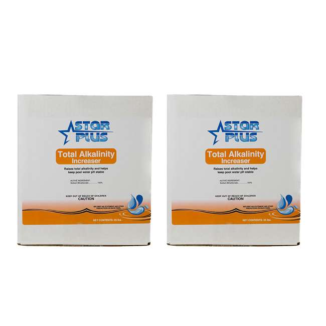 Clearon Total Alkalinity Increaser For Pools 2 Pack 12002418