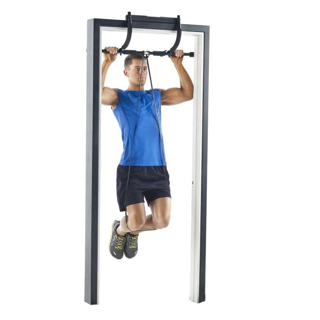 Proform Mutli Training Door Gym With Pull Up Assist Band