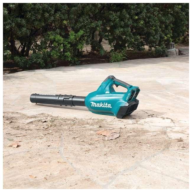 XBU02Z Makita 18-Volt X2 LXT Brushless Cordless Blower, Tool Only 2